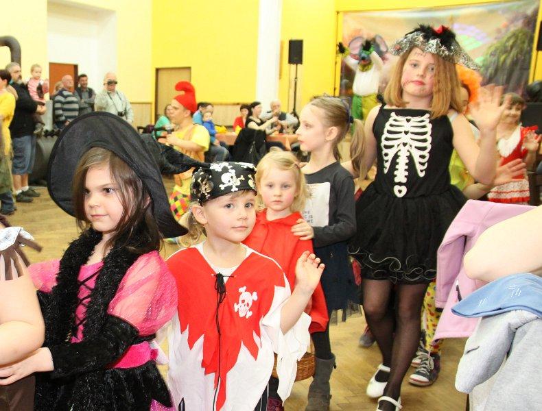 Dětský karneval 2017 – 3