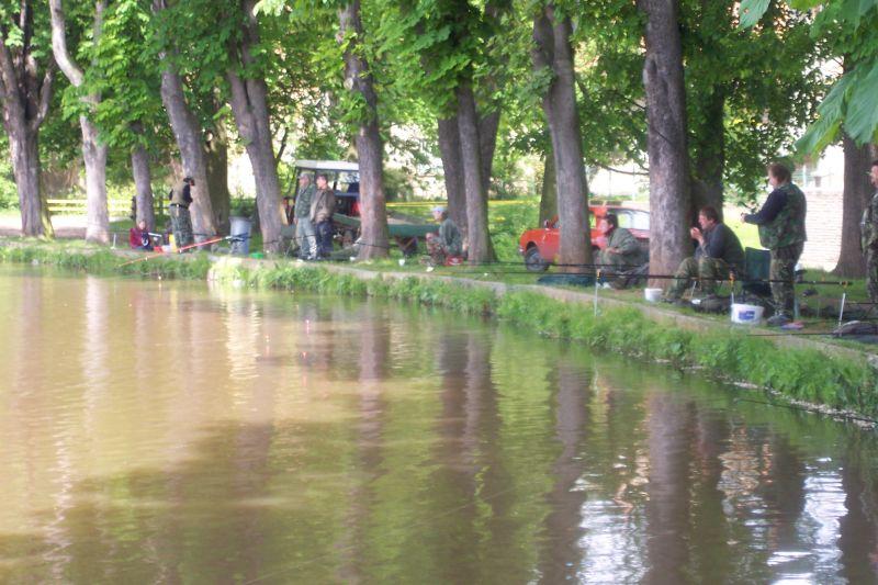 Rybářské závody 2003