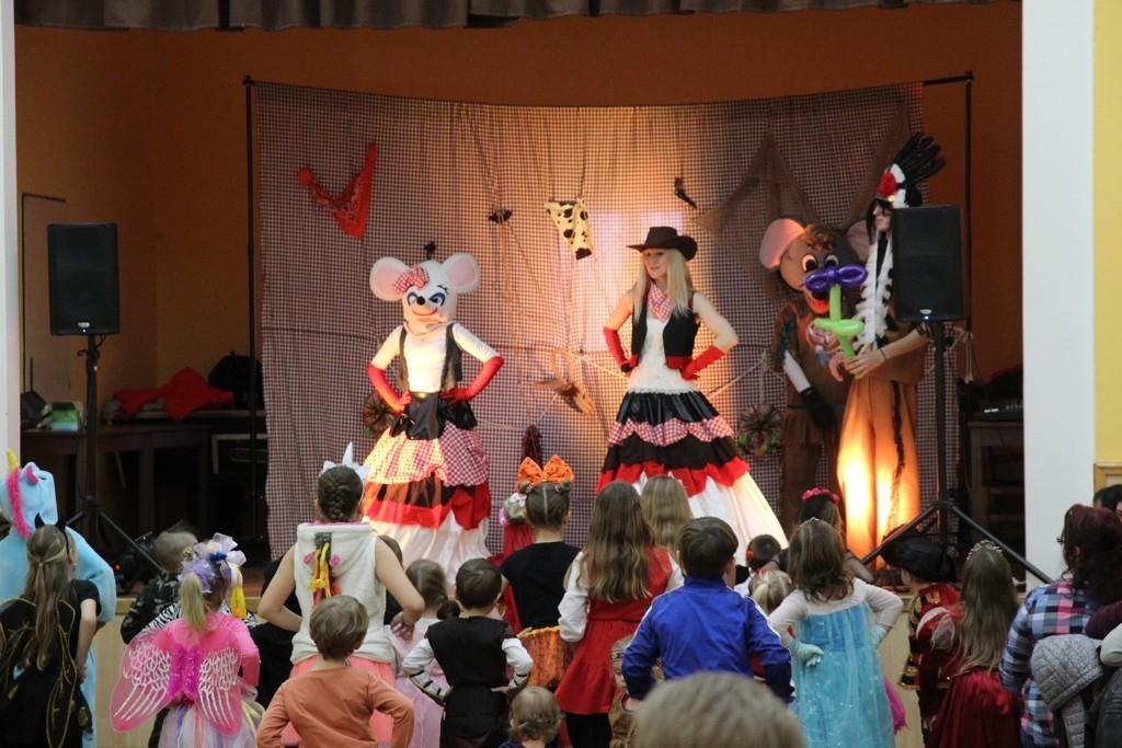 Dětský karneval 2019 – 2